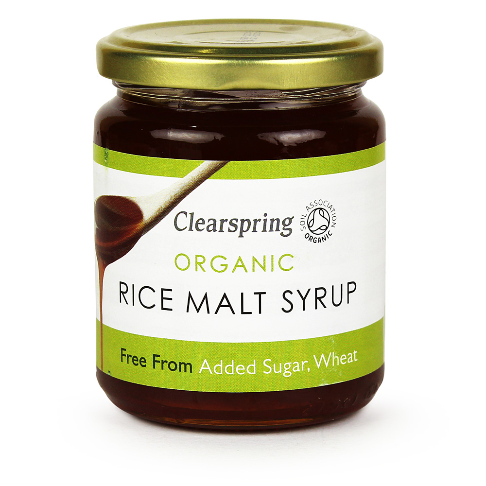 Organic Rice Malt Syrup Clearspring 330g Buy Whole Foods Online Ltd
